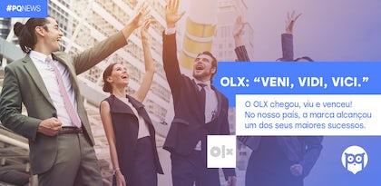 """OLX Portugal: """"Veni, vidi, vici"""""""